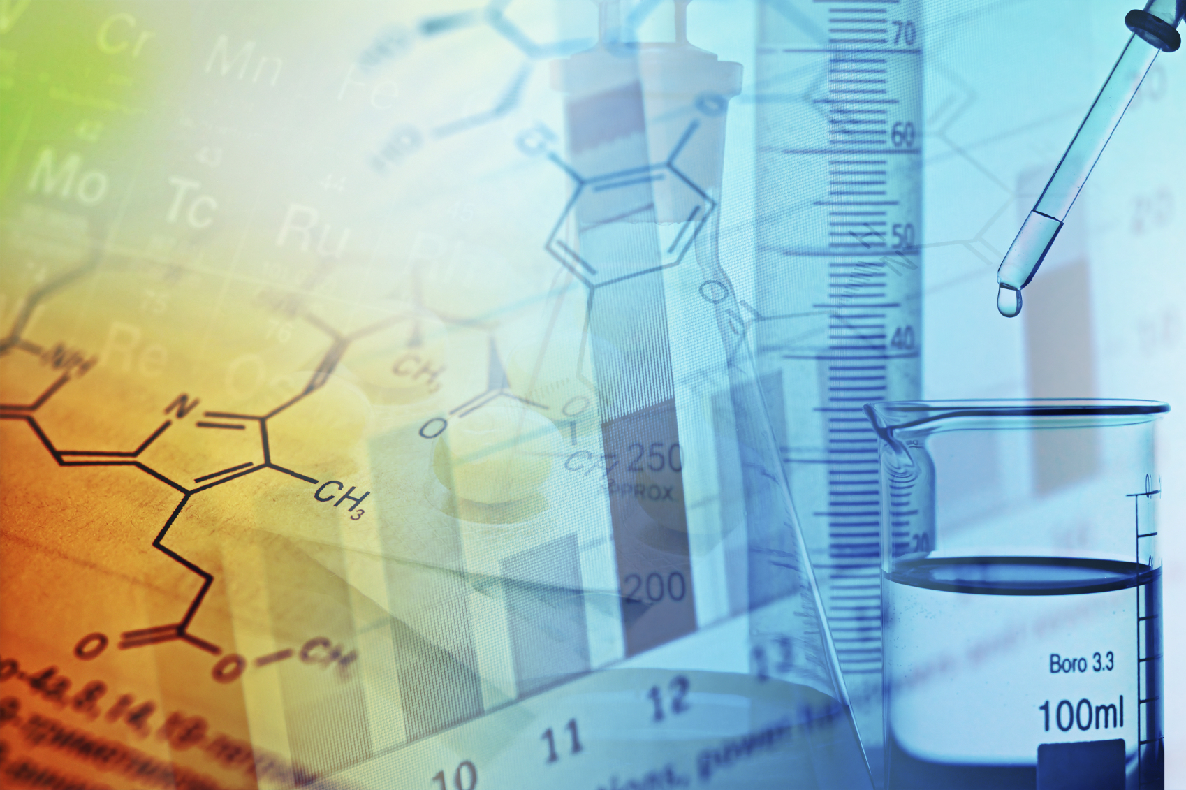 Meeting the requirements of a chemist