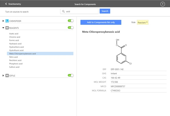 Adding reagents simply