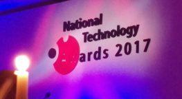 IDBS announced as a National Technology Awards winner