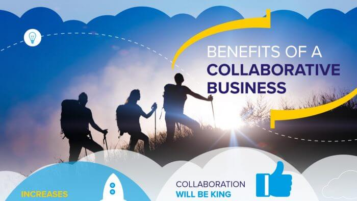 Flyer: Benefits of a collaborative business