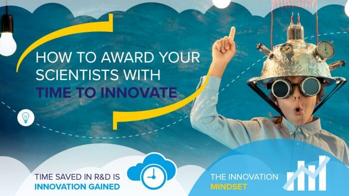 Flyer: How to award your scientists with time to innovate