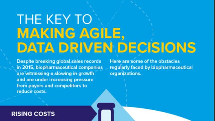 Infographic: The key to making agile, data driven decisions