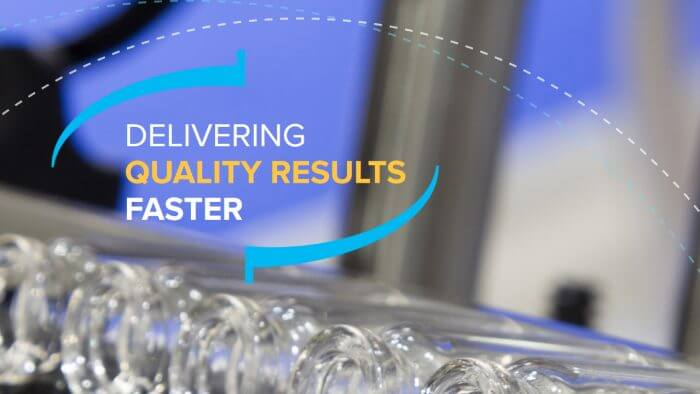 Whitepaper: Delivering quality results in a pharmaceutical platform faster