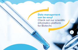 Flyer: Data management can be easy!