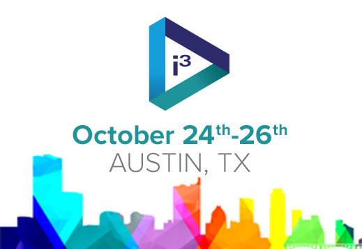 i3 event Austin, TX