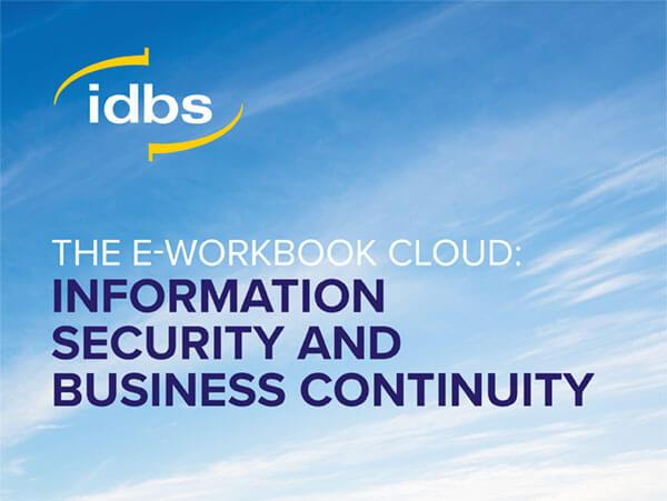 Info Sheet: The E-WorkBook Cloud