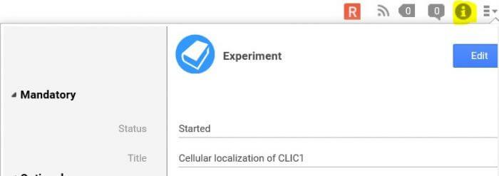 6) Edit and control experiments