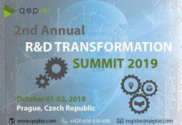 2nd Annual R&D Transformation Summit 2019