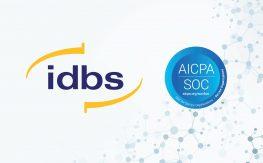 IDBS achieves SOC 2 compliance