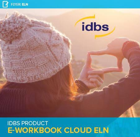 Info Sheet: E-WorkBook Cloud ELN