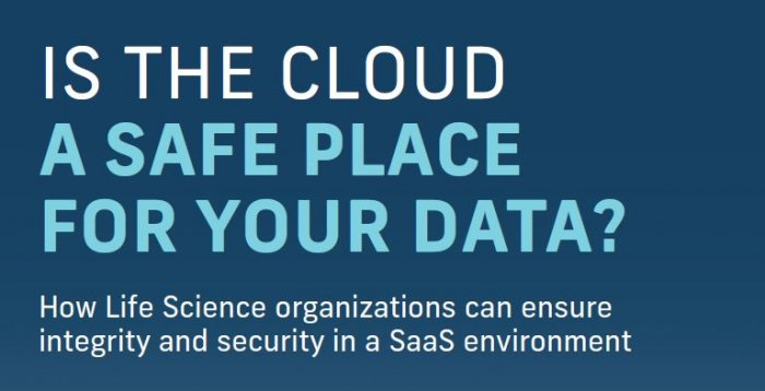 Whitepaper: Is the cloud a safe place for your data?