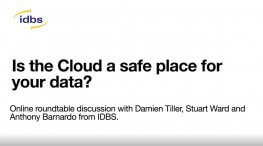 Is the cloud a safe place for your data?