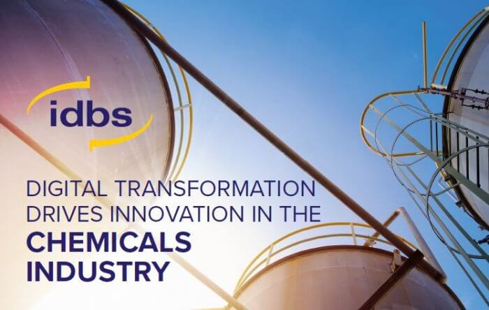 Info Sheet: Digital transformation drives innovation in the chemicals industry