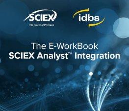 Info Sheet: The E-WorkBook SCIEX Analyst™ Integration