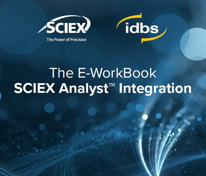 Info Sheet: The E-WorkBook SCIEX Analyst™ Integration