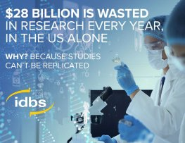Info Sheet: Replicating science: $28 billion is wasted every year in the US alone