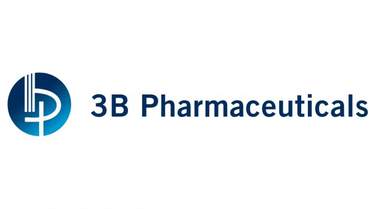 3b Pharmaceuticals Logo Vector 768x427