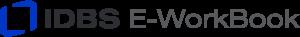 IDBS E WorkBook Logotype Full Colour Primary Hrz RGB 300x37