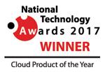 E-WorkBook Cloud national technology awards