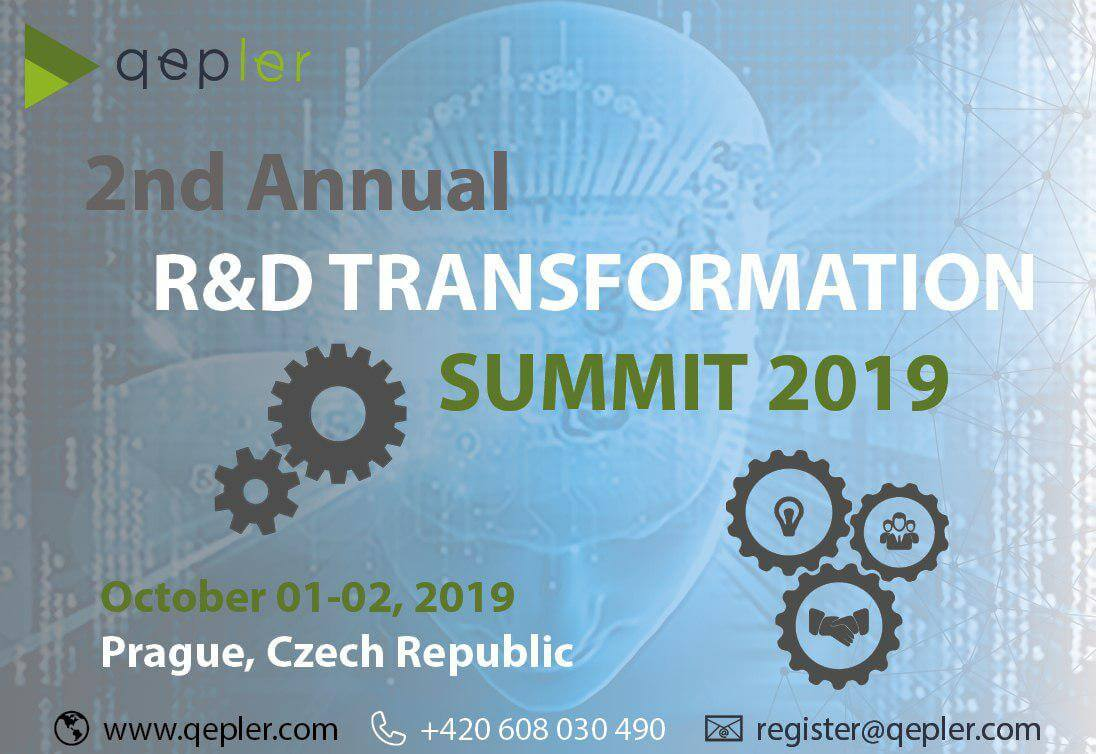RD Transformation Summit 2019